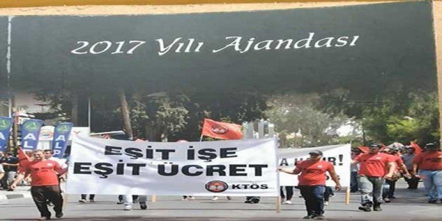 'KIBRIS TÜRK İHANET SENDİKASI!'