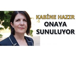 KABİNE HAZIR