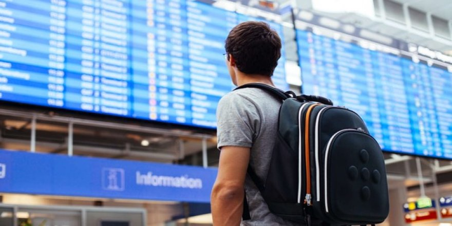Havayolları arasında en dakikler, en rötarlılar