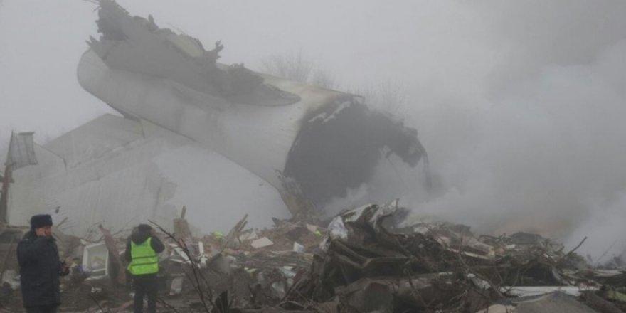 Türk kargo uçağının neden düştüğüne dair ilk resmi açıklama geldi