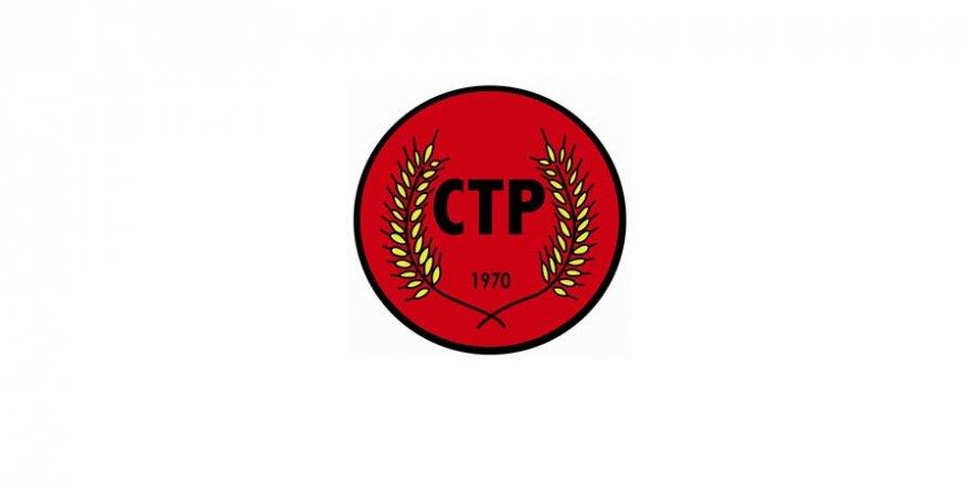 CTP'DE İSTİFA GÜNÜ!