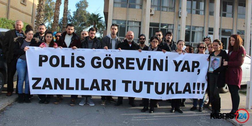 """POLİS GÖREVİNİ YAP, ZANLILARI TUTUKLA"""