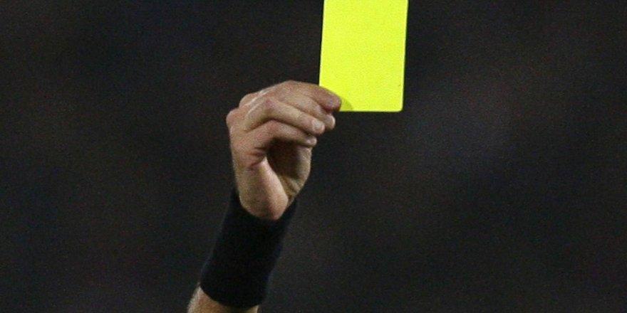 Futbolda devrim niteliğinde karar! Sarı kart gören...