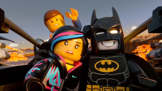 LEGO BATMAN FİLMİ