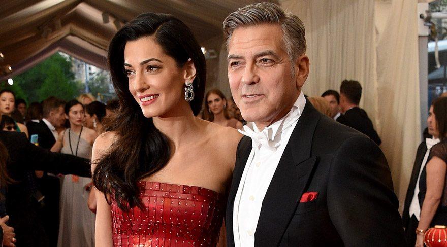 George Clooney ikiz babası oluyor!