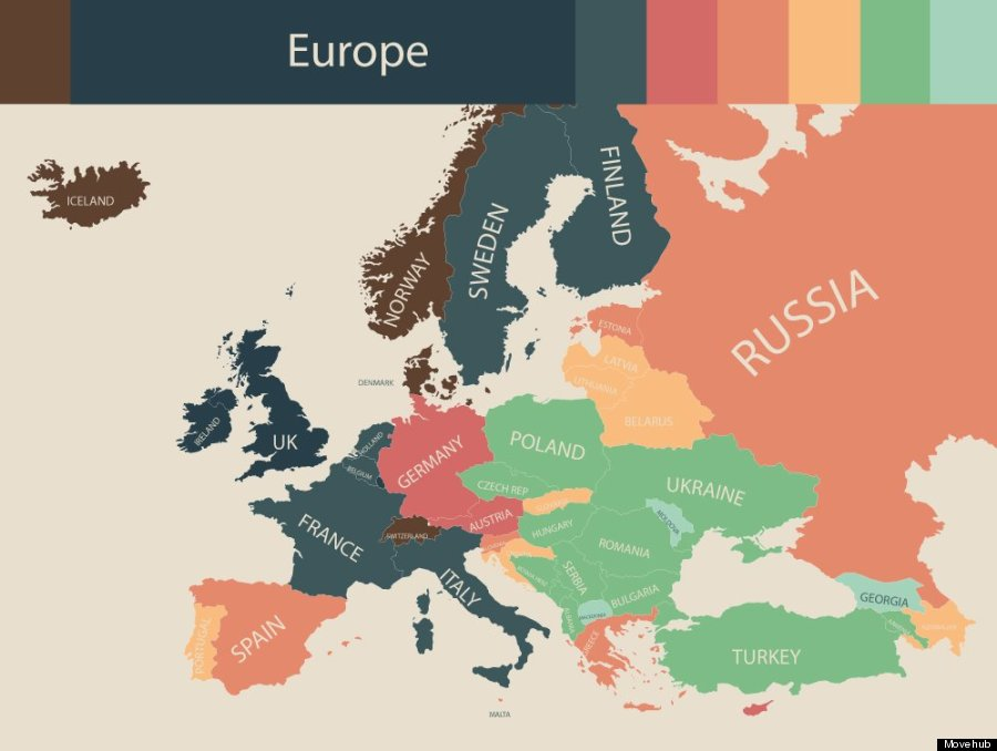 İşte Avrupa'nın en ucuz ülkesi