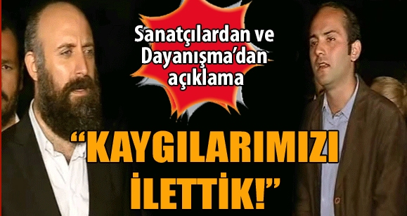 KAYGILARIMIZ İLETTİK!