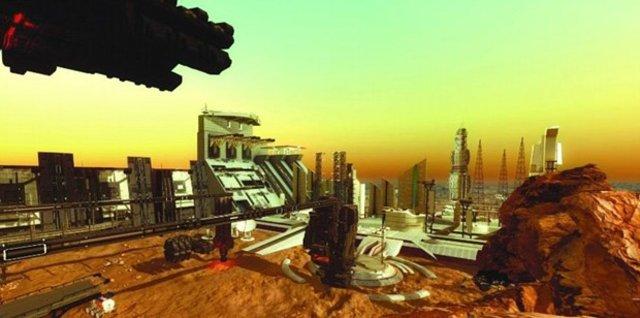 MARS'A KURULACAK ŞEHRİN TARİHİNİ VERDİLER!