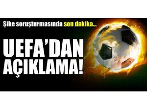 UEFA'DAN DİSİPLİN AÇIKLAMASI!