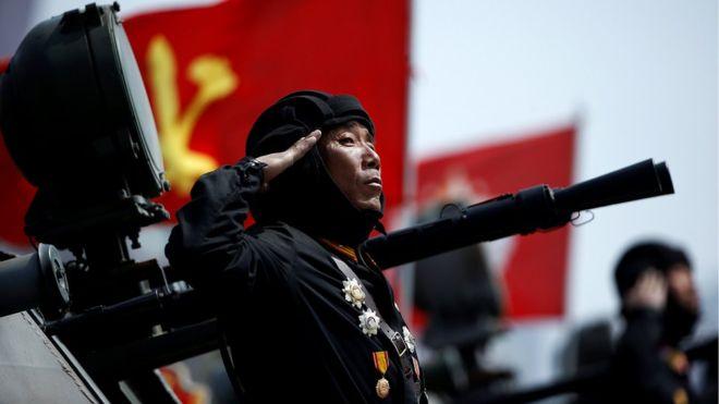 Kuzey Kore 'başarısız' bir füze denemesi gerçekleştirdi