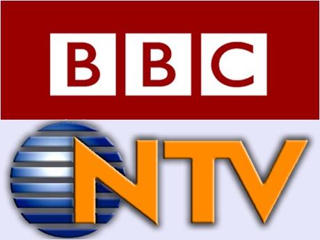NTV'YE BİR ŞOK DA BBC'DEN