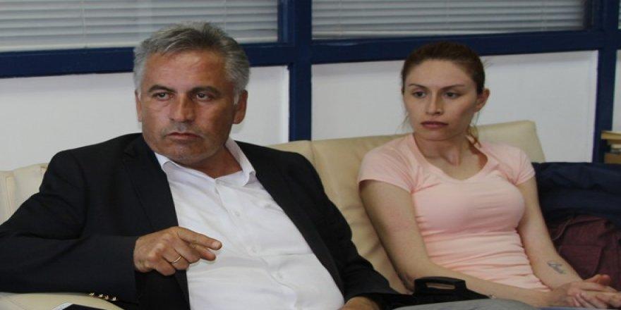 """""""KIZIM İNSANLIK DIŞI BİR VAHŞETE KURBAN GİTTİ"""""""