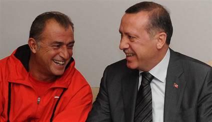 "ERDOĞAN: ""FATİH TERİM'İ 'AKİL İNSANLAR'A ALIRDIM"""