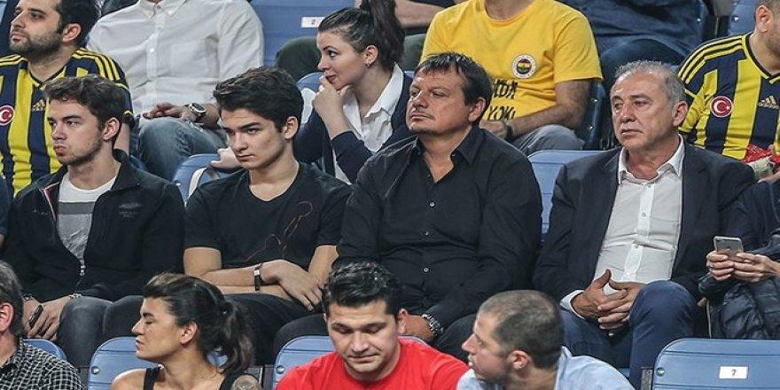 Ergin Ataman'dan olay sözler: Fenerbahçe'yi kutlamıyorum!
