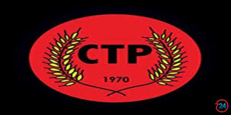 """CTP: """"FEDERAL ÇÖZÜM GERÇEKÇİ TEK PLAN"""""""