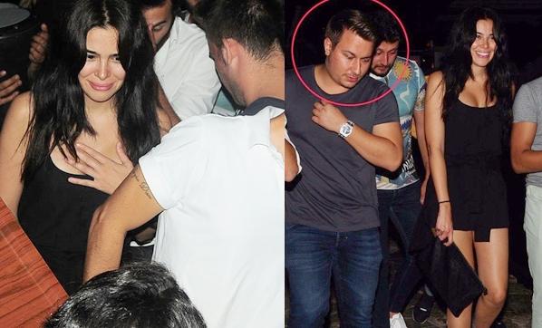 Asena Atalay yeni sevgilisi ile yakalandı!