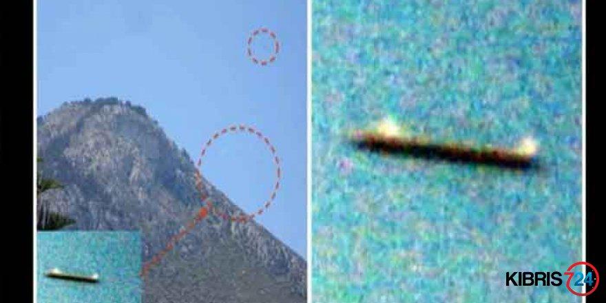 HAVADA UFO VEYA TANIMLANAMAYAN CİSİM GÖRÜRSENİZ...