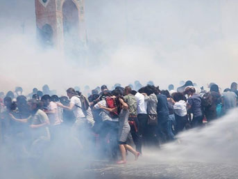 BM'DEN GEZİ PARKI UYARISI!