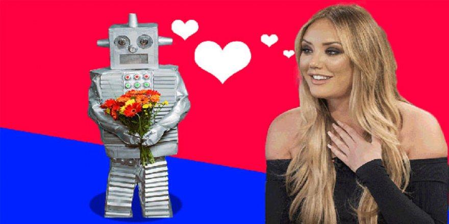 Televizyon yıldızından robotla cinsel ilişki itirafı