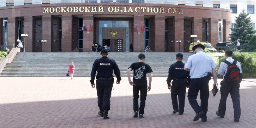 MOSKOVA'DA MAHKEMEDE SİLAHLI SALDIRI