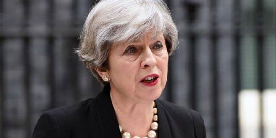 May: İngiltere, Brexit sonrası kanunlarının kontrolünü eline alacak