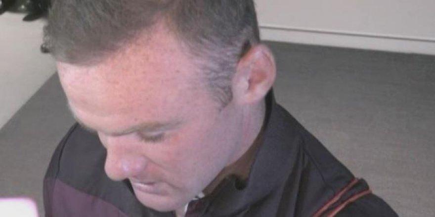 Wayne Rooney tutuklandı