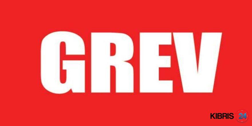 GELİR VE VERGİ DAİRESİ'NDE GREV!