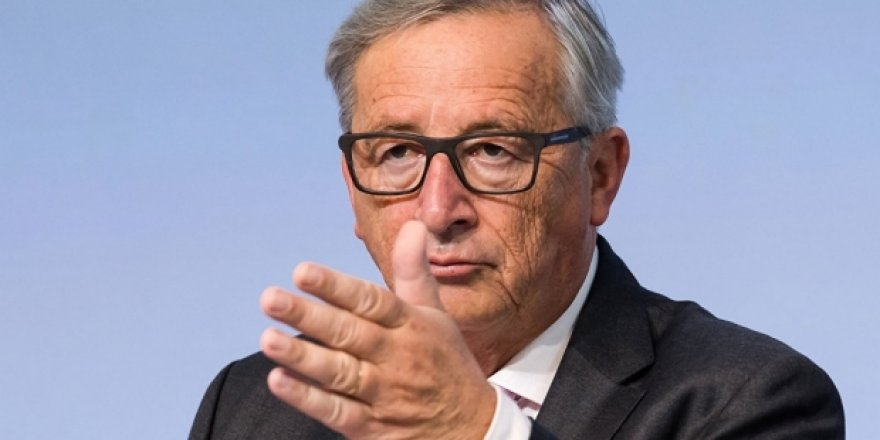 AB Komisyonu Başkanı Juncker: Türkiye, AB'den uzaklaşıyor