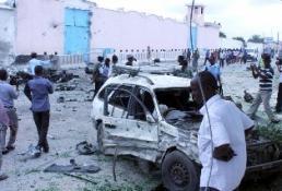 SOMALİ'DE BM MERKEZİNE SALDIRI