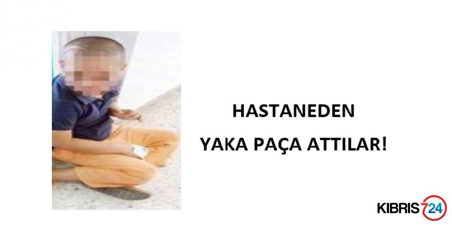 HASTANEDEN YAKA PAÇA ATTILAR!
