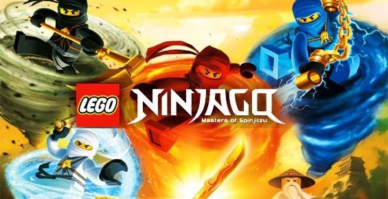 LEGO NİNJAGO FİLMİ