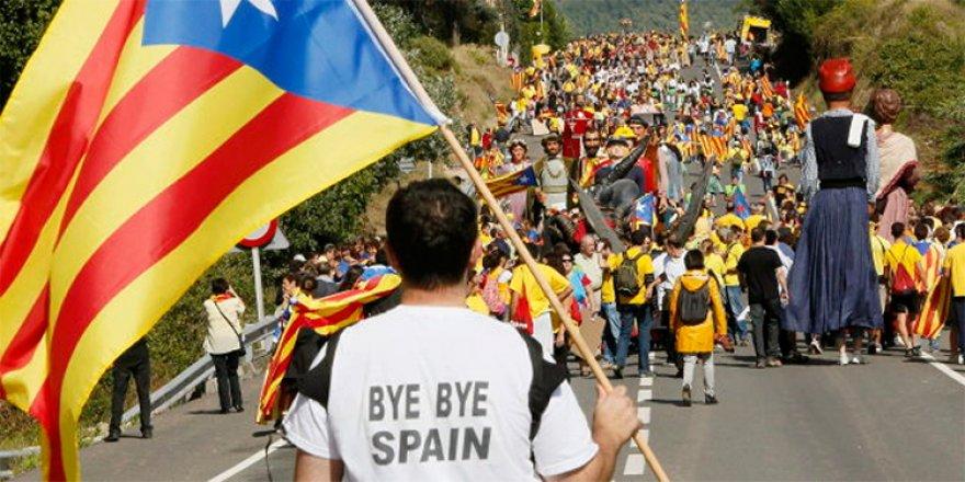 Katalonya meydan okuyor