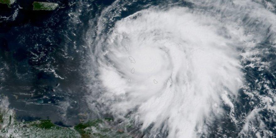 ABD'de kasırgalar bitmiyor: Nate Kasırgası'nda 21 kişi öldü