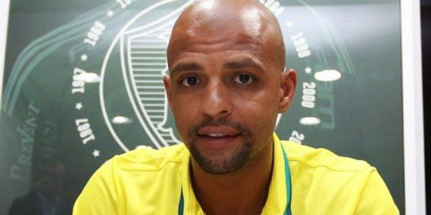Felipe Melo'dan Fenerbahçe'ye taş