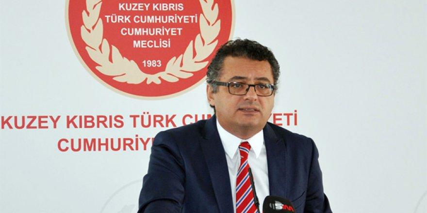 MECLİS'TEN ERCAN'A SORUŞTURMA İSTEDİ
