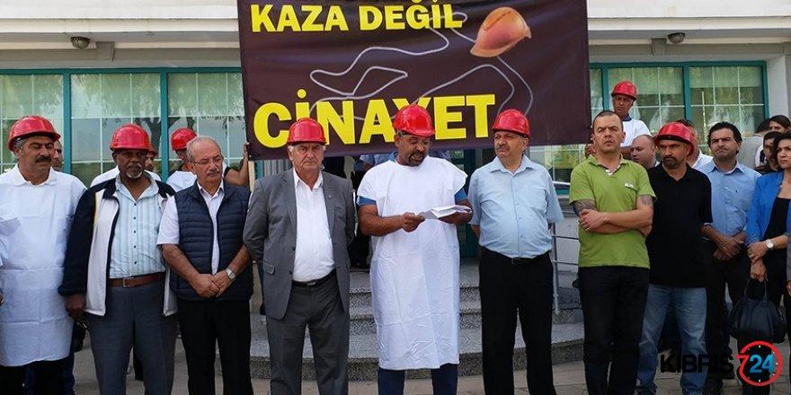 """""""KAZA DEĞİL CİNAYET"""""""