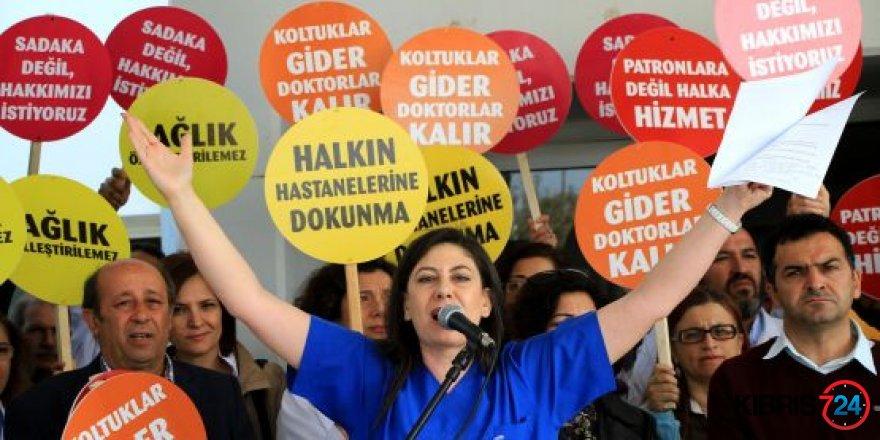 DEVLET HASTANELERİNDE YARIN HASTA BAKILMAYACAK!
