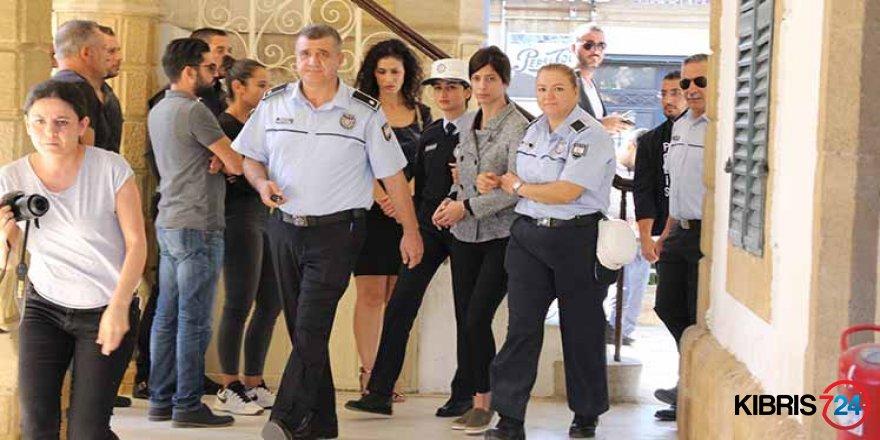 POLİSE İFADE VERMEDİ!