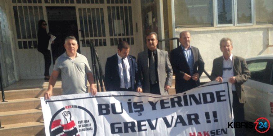SOSYAL SİGORTALARDA GREV!