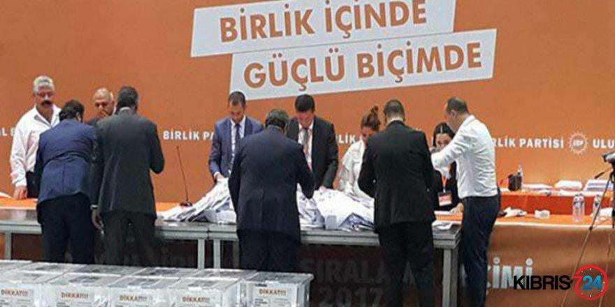 UBP'DE ÜYELER MİLLETVEKİLİ ADAYLARINI BELİRLEDİ
