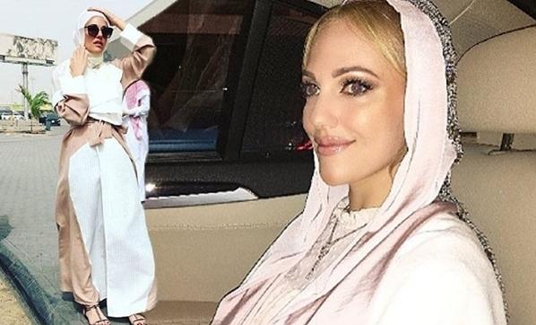 Meryem Uzerli Mısırlı aşkıyla evleniyor!