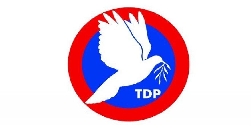 TDP adaylarını belirledi