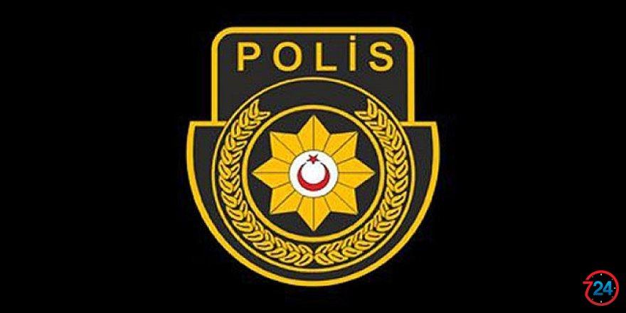MECLİS ÖNÜNDE POLİSE DESTEK EYLEMİ!