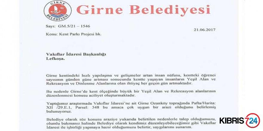 KENT PARKINA 'HAYIR' İMAM HATİPE 'EVET'!