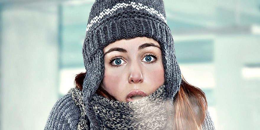 Soğuk havalar yüz felcini tetikliyor