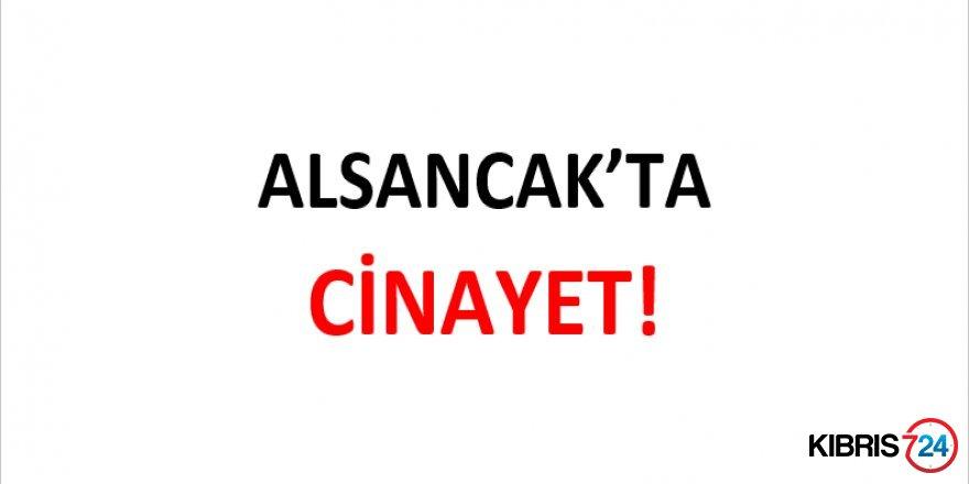 ALSANCAK'TA CİNAYET!