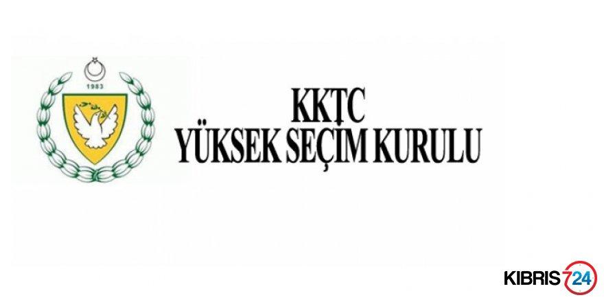 """""""OY KULLANMAK İÇİN RESMİ BELGE ŞART"""""""