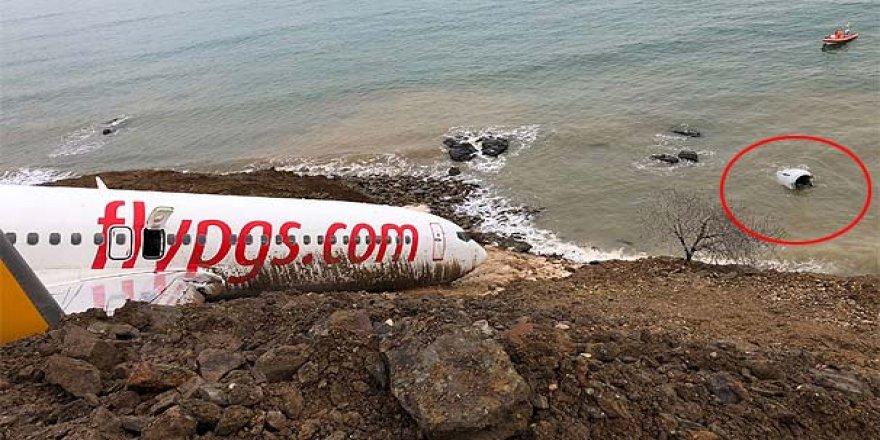 Trabzon'da pistten çıkan uçağın pilotunun ifadesi: Uçak bir anda…