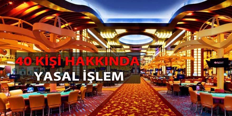 GİRNE'DE ASAYİŞ VE TRAFİK OPERASYONU