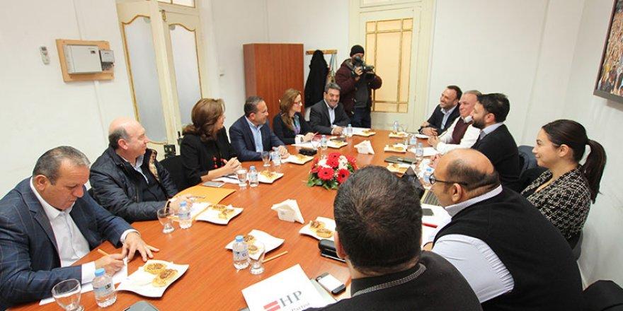 4'lü Koalisyon Hükümet Protokolü Parti başkanlarına sunulacak